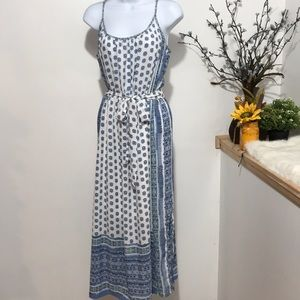 Gap women maxi dress size XS